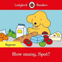 Ladybird Readers Beginner How many, Spot?