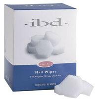 Ibd Nail Wipes, 80 шт. - безволоконные спонжи