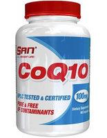 Добавки для здоровья и долголетия SAN CoQ10 100 mg 60 гел.капс.