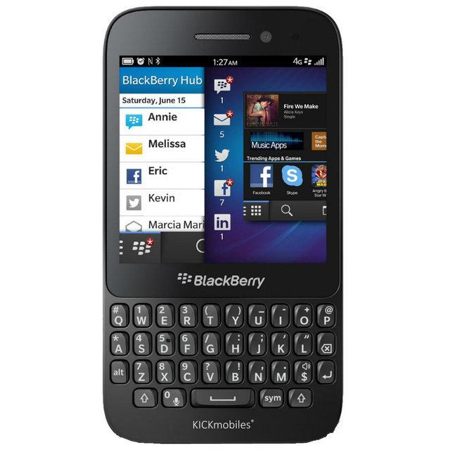 Blackberry manuale utente