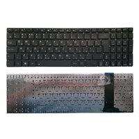 Клавиатура для Asus N56, N76, N550, N550J, N550JK, N550JV (0KNB0-6621RU00, 90R-N9J1K1I80U, большой Enter)
