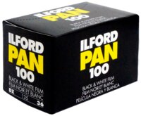 Фотопленка Ilford pan 100 iso 36 кад. код: 2266