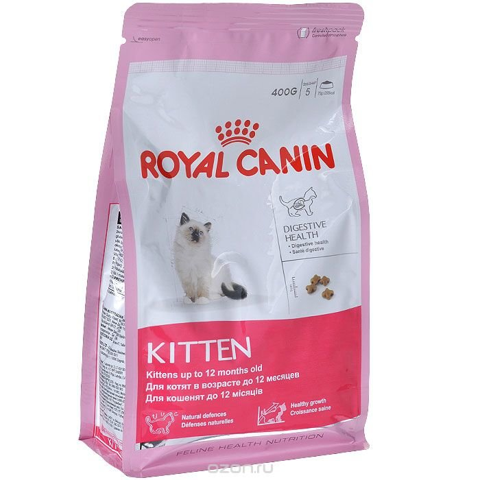 Корм royal canin сумка