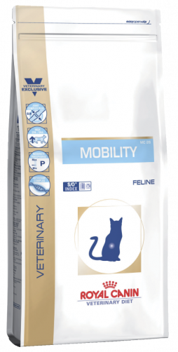 Mobility diet корм royal canin