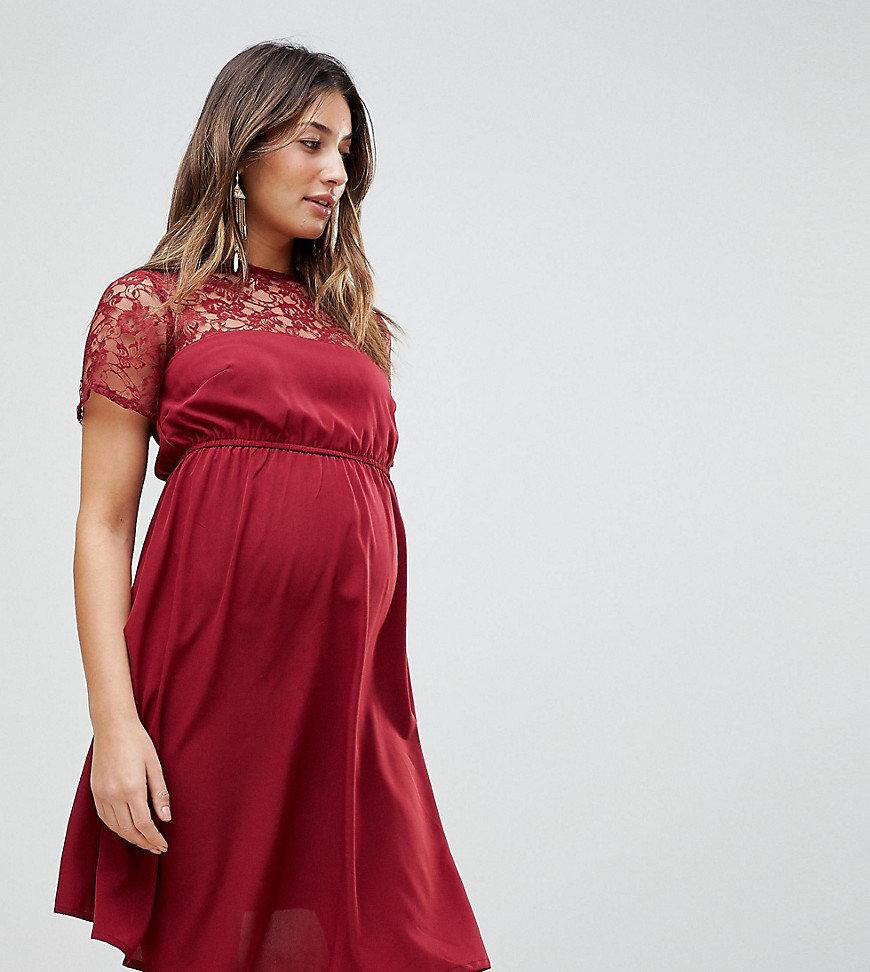 Красивые платья для беременных - фото, обзоры и отзывы