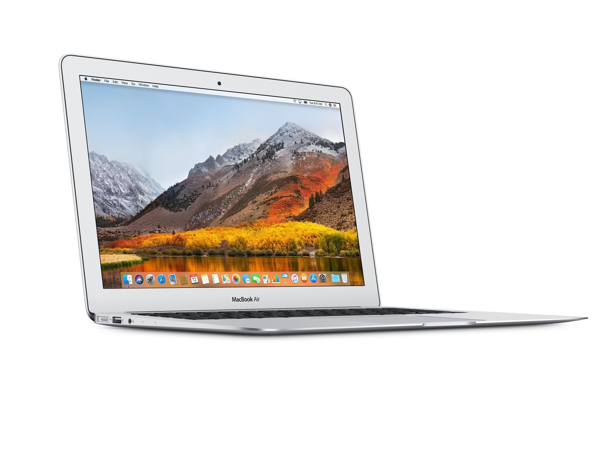 Laptop Apple, macBook Air 13,3 256GB, intel Core i5 Srebrny
