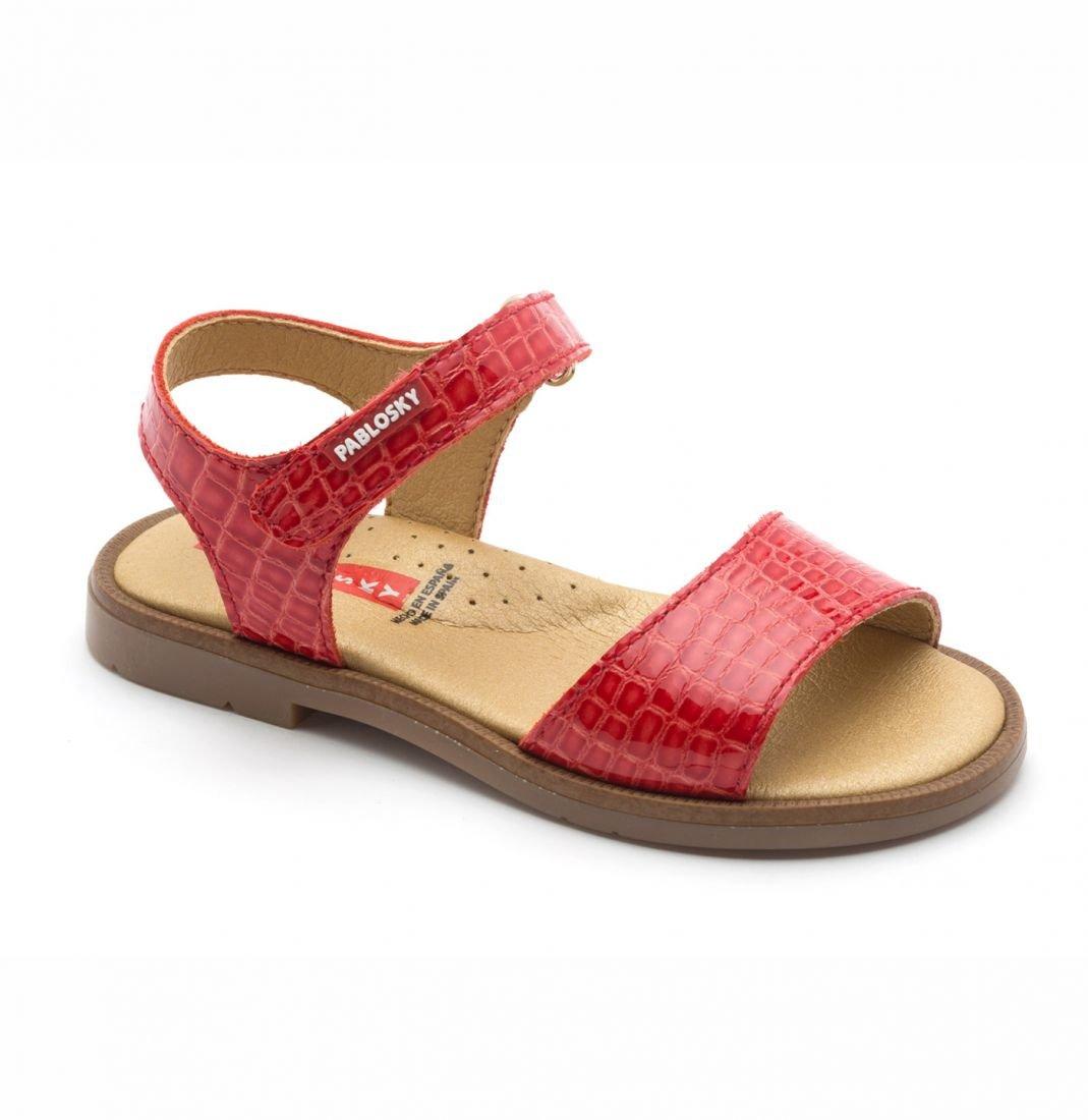 Детские ботинки pablosky розовый