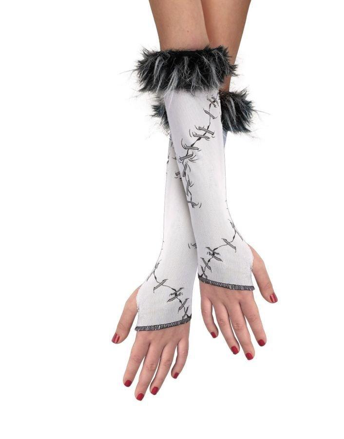 Сшить перчатки на один палец 728