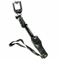 Палка-монопод для селфи Yunteng YT-1288 телескопическая для экшн-камер и мобильных устройств