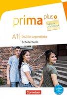 Friederike Jin Prima plus A1 Schuelerbuch DaZ fuer Jugendliche + E-Book
