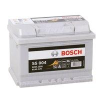 Аккумулятор BOSCH S5 004 Silver Plus 561 400 060 обратная полярность 61 Ач