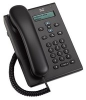 Системный телефон Cisco CP-3905= Cisco Unified SIP Phone 3905, Charcoal, Standard Handset