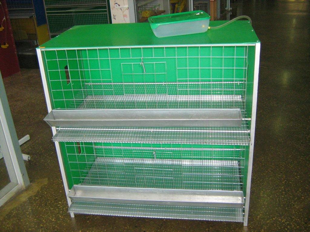 Как сделать клетку для цыплят в домашних условиях 878