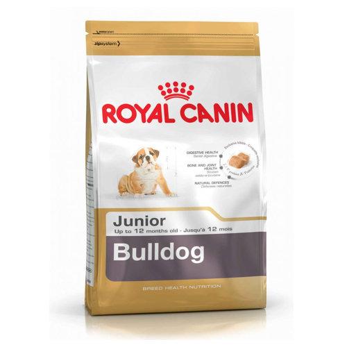 Сухой корм royal canin bulldog 24