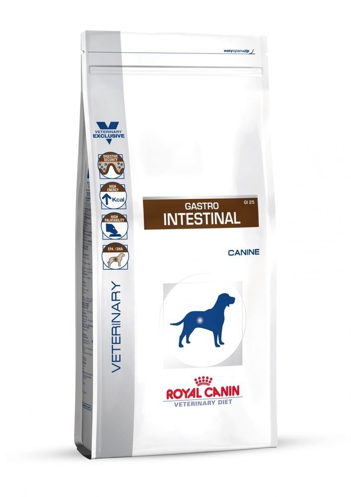 Корм royal canin gastro intestinal moderate