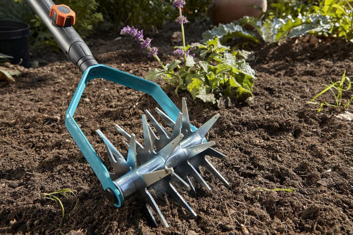 Как сделать рыхлитель для земли своими руками 52