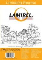 Пленка для ламинирования Lamirel 216х303мм 125мкм 100 шт. А4