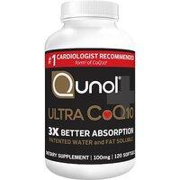 Ultra CoQ10, 100 ml, 120 Softgels