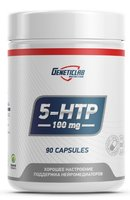 Ноотропы GeneticLab Nutrition, 5-HTP, 90 капсул, Россия, 100 мг