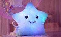 Ночник светящаяся подушка Звезда