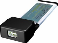 RME HDSPe Express Card - интерфейсная карта для Multiface, Multiface II, Digiface & RPM, для компьютеров со слотом ExpressCard.
