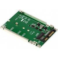 """Переходник-конвертер SMARTBUY DT-119 для M.2 NGFF SATA SSD в 2.5"""" 7mm SATA"""