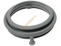 Манжета люка (уплотнитель дверцы) для стиральной машины Whirlpool, Bauknecht, Indesit, Ariston 481946818365, 481246818103
