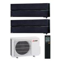 Настенные сплит-системы Мульти сплит-система Mitsubishi Electric MXZ-2D42VA+MSZ-LN25VGB 2 ШТ