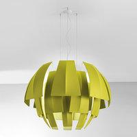 Светильник подвесной Axo Light Plumage 180, зеленый