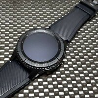 Защитная Броня часов Galaxy Watch 46 мм (2 шт) (Матовая, Защита экрана FullScreen)