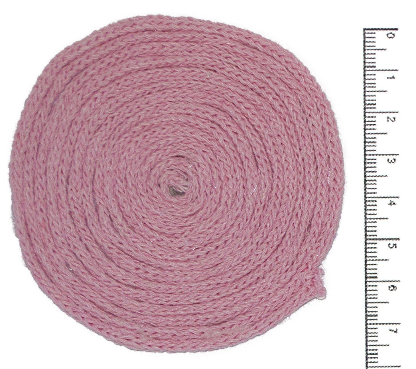 Хлопковые шнуры для вязания ковров