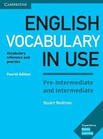 Redman Stuart English Vocabulary in Use. Pre-intermediate and Intermediate. Book with Answers