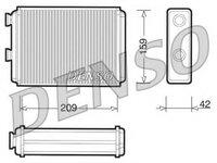 Радиатор отопителя Denso DRR09070