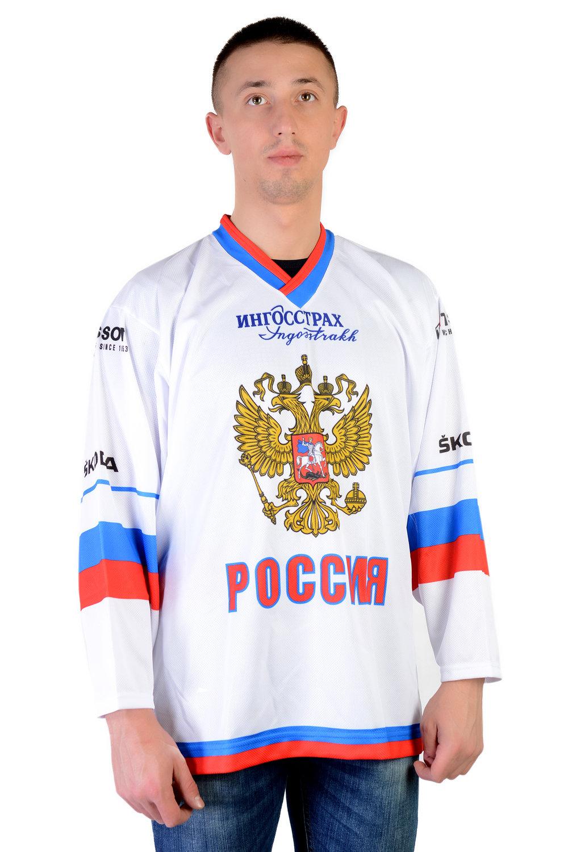Хоккейный свитер в подарок 99