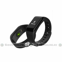 Фитнес браслет smart bracelet R3 heart rate and blood pressure measurement (давление)