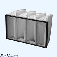 FRr (F5) 500х300 Shuft фильтр карманный для прямоугольного фильтра-бокса