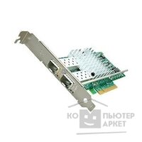 INTEL E10G42BTDA BFSRBLK 980139 927249 927247 Плата сетевого контроллера INTEL X520-DA2 oem Ethernet,1GbE 10GbE, 2 ports