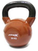Гиря в виниловой оболочке 20 кг FITEX PRO FTX2201-20