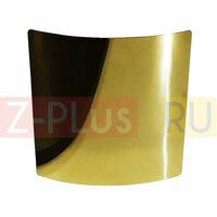 Решетка на магнитах с декоративной панелью для вентиляторов Silent 100 серии С-100-Г 188-188 мм (Золото)
