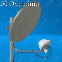 AX-2600 OFFSET MIMO 2x2 офсетный облучатель 4G LTE2600