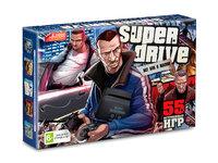 Игровая приставка SEGA Super Drive GTA (55 игр)