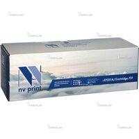 Картридж NV Print CF211A (131A)/CRG731C для HP/Canon голубой универсальный совместимый (1.8K) (NV-CF211A/731C)