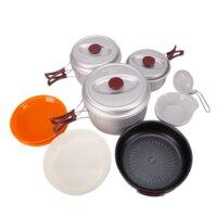 Набор посуды Kovea KSK-WY56 Silver 56