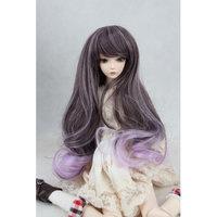 Парик для кукол длинный FBE123А цвет 4B/2403 размер А