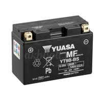Аккумулятор GS Yuasa AGM 8Ач прямая полярность YT9B-BS