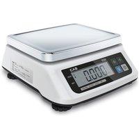 Весы порционные CAS SWN-15 (без АКБ)