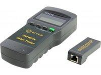 Мультиметр 5bites тестер LAN LY-CT014 для RJ-45 LCD