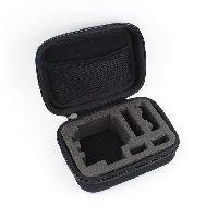 Кейс для камеры GoPro, EKEN и проч. GP83 (малый размер, черный)