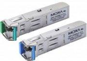 Модуль SFP MOXA SFP-1G10BLC 1x1000 single fiber port, LC, 10Km, needs A module