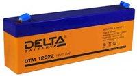 Аккумулятор для ИБП Delta DTM 12022 универсальная полярность 3 Ач (178x35x60)